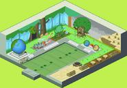 Expo Pavilion - Green Exhibit
