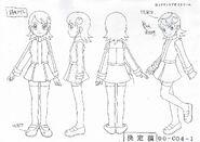 Mayl Sakurai - Sketch