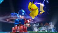 Mega Man SSB4 (6)