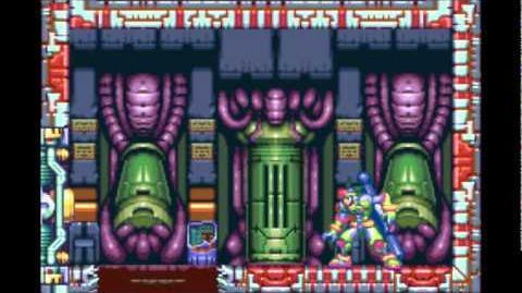 ロックマンゼロ4 (Rockman Zero 4) - かんごく (Prison) ヘル・ザ・ジャイアント