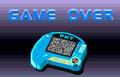 Rockman EXE WS Game Over