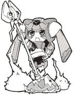 ZX Chibi Pandora
