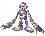MM8 long-armed robot template