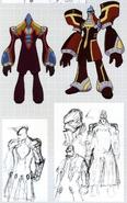 MMSF3 Dread Joker early concept art
