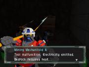Mining Mechaniloid A