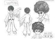 Raoul - Sketch