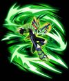 MegaMan GreenDragon