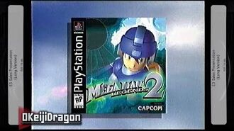 Mega Man Legends 2 E3 2000 Trailer (60FPS) Capcom E3 Sales Presentation VHS 2000