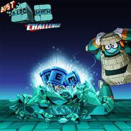 Bust Block Man Challenge 6