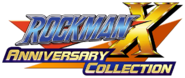 Rockman X Anniversary Collection logo