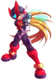 MMZ Zero (Buster Shot)