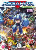 Mega Man Gigamix 1 (2017)
