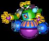 Astro-Man-Model