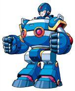 MMX3 Ride Armor Chimera