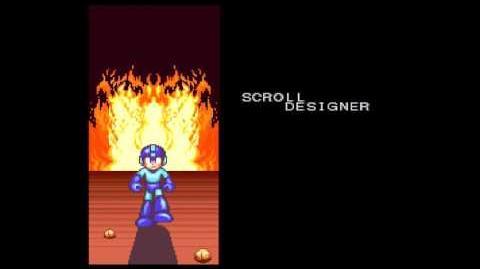 Mega Man 7 Ending
