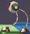 Rockman X DiVE-Ball De Voux normal type