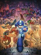 Megaman-11-gears-of-fate-poster
