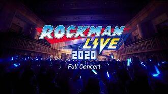 Rockman Live 2020 in Osaka Full concert