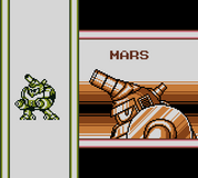 Mars mug