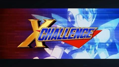 Mega Man X Legacy Collection 1 and 2 - X Challenge Trailer