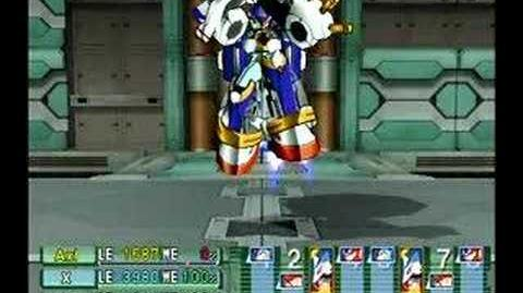 Megaman X Command Mission OneTail