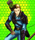 Rockman Xover Battle Memory 6030