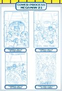 MegaMan21CoverProcess