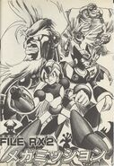 Rockman Remix Mega Mission