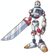 MM8 katana robot template