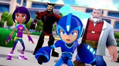 Mega Man Fully Charged Episode 1 Preview
