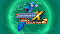 Mega Man X Legacy Collection 2 Title