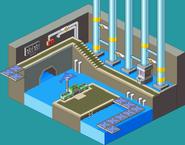 Seaside Town - Pumping Room