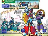 Zero (character)/Archie Comics