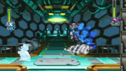 MegaMan X6 Zero No Damage Charge Xtreme Mode (Part 3)