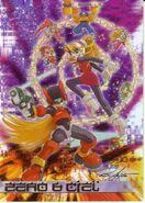 Mega Man Trading Cards C9
