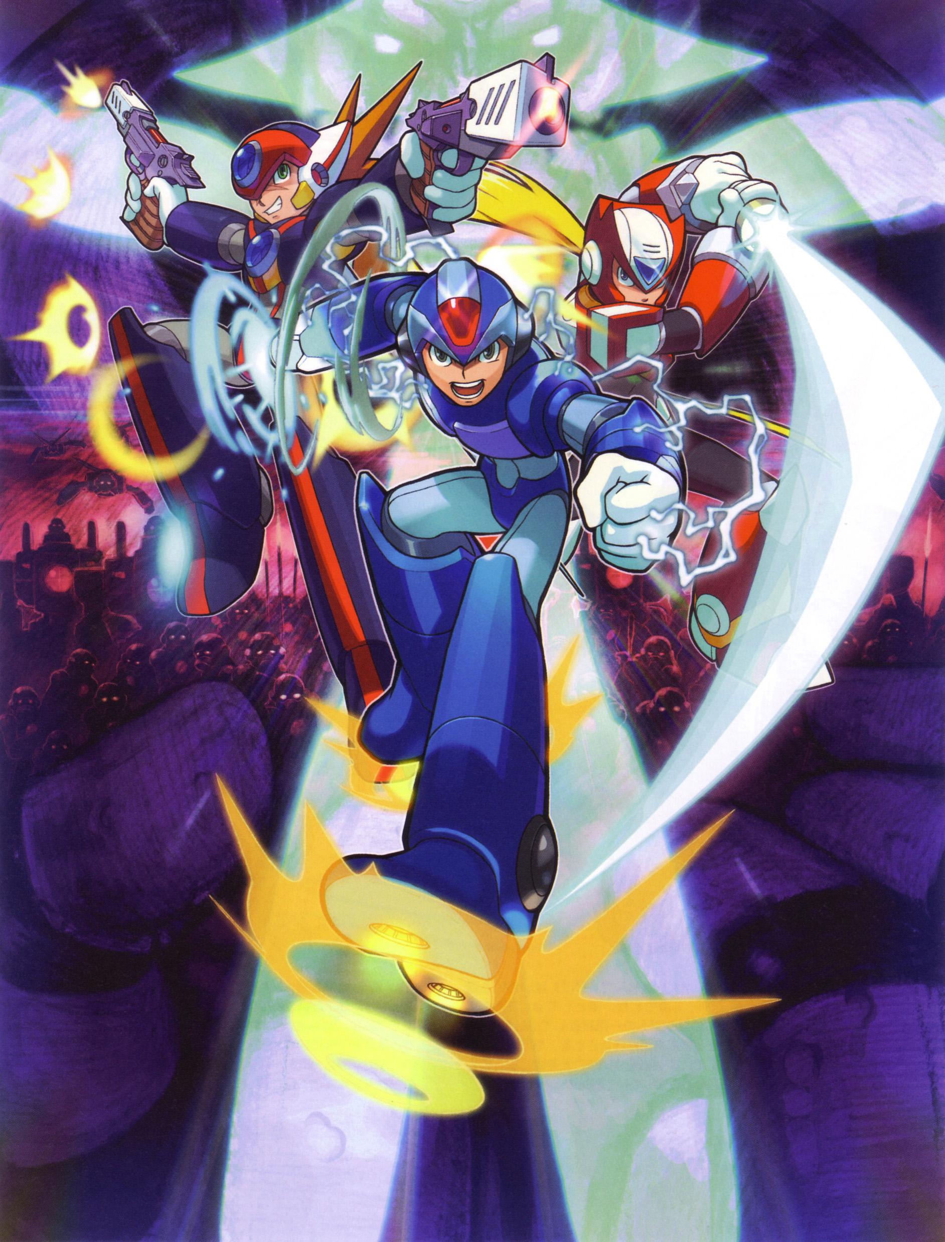Mega man x8 mmkb fandom powered by wikia - Megaman wikia ...