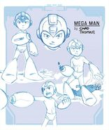 MegaManChadThomasConceptSketches