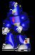 Dive-Man-Model