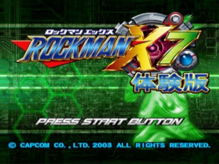 Mega Man X7 | MMKB | FANDOM powered by Wikia