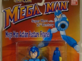 Mega Man (Ruby-Spears) merchandise