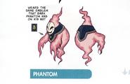 Concept art of Phantom
