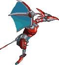 Pteranoid Sprite