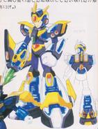 Ultimate armor concept art