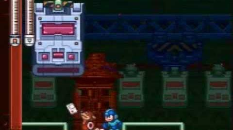 Mega Man 7 Hidden Gameboy