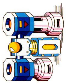 Mm6 powerpiston