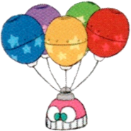 MM11-Bunby Balloon