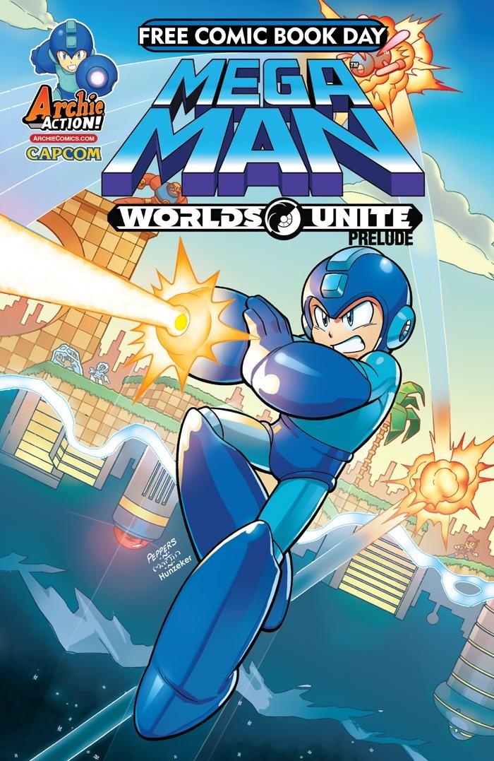 image mega man free comic book day 2015 jpg mmkb fandom