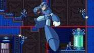 Mega Man X2 - Getting buster upgrade without weapons and upgrades