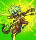 Rockman Xover Battle Memory 6117