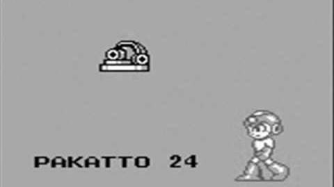 Mega Man 3 (GB) Ending